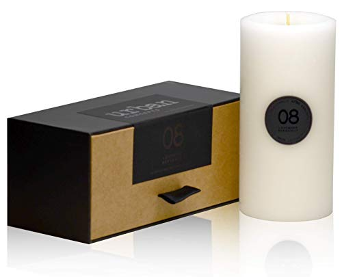 DecoCandleS Urban Concepts Relaxation – Lavender Bergamot – Highly Scented – L ...