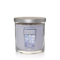 Yankee Candle Holiday Lights Small Tumbler Scented Candle,