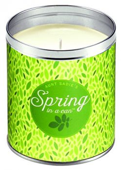 Aunt Sadies Candles SPR001 Can, Spring, Lilac, 12.5 Ounces