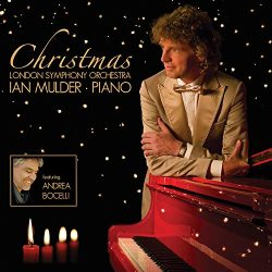 Christmas: pianist Mulder, feat. Andrea Bocelli
