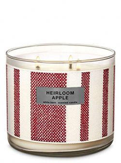 Bath & Body Works Heirloom Apple 3-Wick Candle 14.5 oz / 411 g