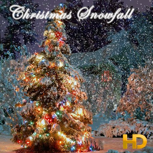 Christmas Snowfall HD