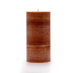 Wicks N More Pumpkin Perfect Pillar Candles (3×6)