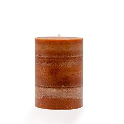 Wicks N More Pumpkin Perfect Pillar Candles (3×4)