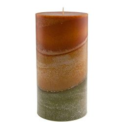 Wicks N More Autumn Leaves Scented Candles (3×6 Pillar)