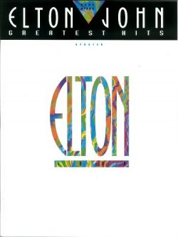 Elton John – Greatest Hits Updated Songbook (Easy Piano)