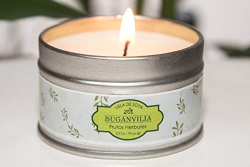 Massage Oil Candles Scented Wax, 100% Eco-Friendly Organic, Edible Candle And Vegetable Oil, Mas ...