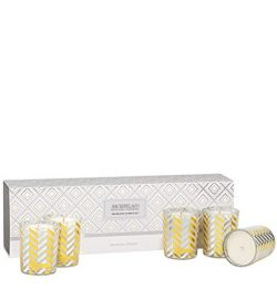 Archipelago Winter Frost 5 pc Votive Gift Set, 10 oz.