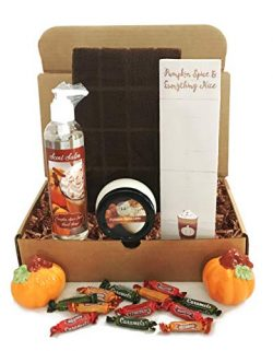 Fall Scented Candle and Fall Soap Sets – Apple Cinnamon Or Pumpkin Spice Latte – Fal ...