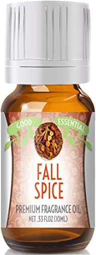 Fall Spice Scented Oil by Good Essential (Premium Grade Fragrance Oil) – Perfect for Aroma ...