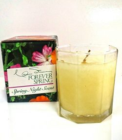 Spring Night Scent Candle