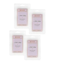 Four Aromatique Smell of Spring 2.7 ounce aroma wax melts