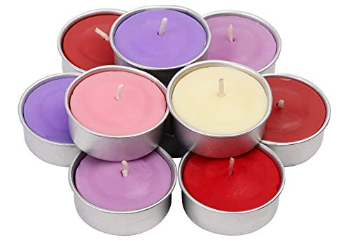 Exquizite Variety Collection – Highly Scented Luxury Tealight Candles Gift Set – 90  ...