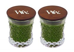 WoodWick Vintage Hobnail Candle Set – Frasier Fir