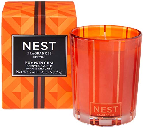 NEST Fragrances Votive Candle- Pumpkin Chai , 2 oz – NEST02PC002