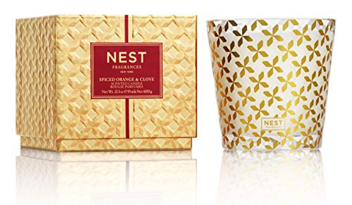 NEST Fragrances Spiced Orange & Clove 3-Wick Candle
