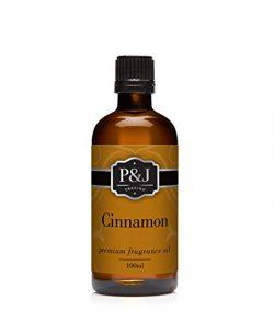 Cinnamon Fragrance Oil – Premium Grade Scented Oil – 100ml/3.3oz