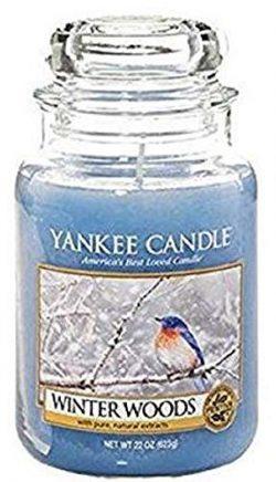 Yankee Candle Winter Woods Large Jar