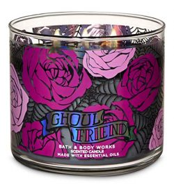 Bath and Body Works Halloween Candles – Ghoul Friend – Large 14.5 Ounce 3-Wick ̵ ...