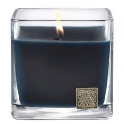 Aromatique Smell of Winter Cube 12 oz Glass Scented Jar Candle