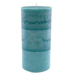 Wicks N More Waters Edge Scented Pillar Candles (3×6)