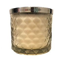 White Barn by Bath & Body Works Scented 3-Wick Candle in Peach Bellini