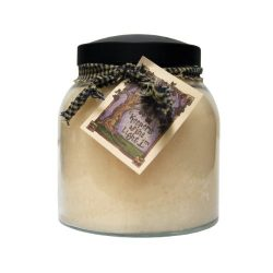 A Cheerful Giver Cashmere 34 oz. Papa Jar Candle, 34oz