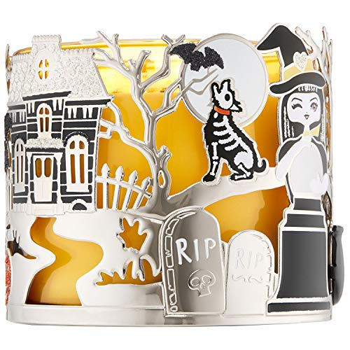 Bath and Body Works Halloween 3-Wick Candle Holder