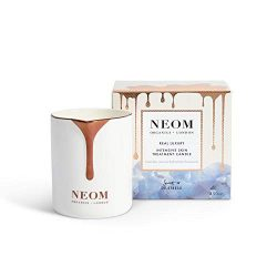 NEOM Organics Skin Treatment Candle, Real Luxury, 140 g