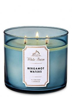 White Barn Bergamot Waters 3-Wick Scented Candle 14.5 oz