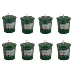 DII Z02089 Single Wick Evenly Burning Highly Scented Votive Candle for Wedding, Birthday, Holida ...